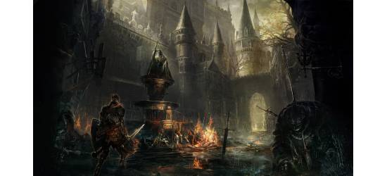 Dark Souls 3 Wallpaper, Concept Art Downloads + ThemePack