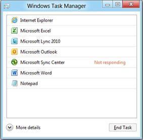 Microsoft Upgrades Task Manager In Windows 8