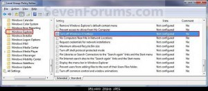 How to disable Windows Hotkeys in Windows 8