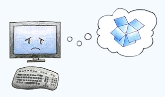 Dropbox-Email