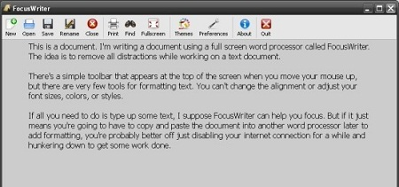 4 WriteMonkey Alternatives: Turn Off Distractions With A Simple Click