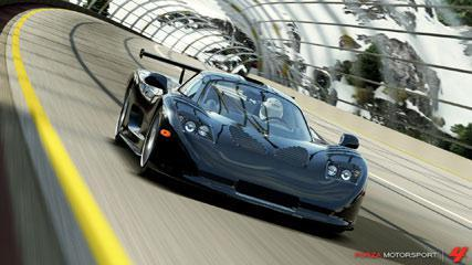 Windows 7 Forza Motosport 4 Theme With 10 HD Car Wallpapers
