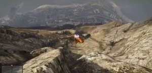 First GTA 5 gameplay footage revealed!