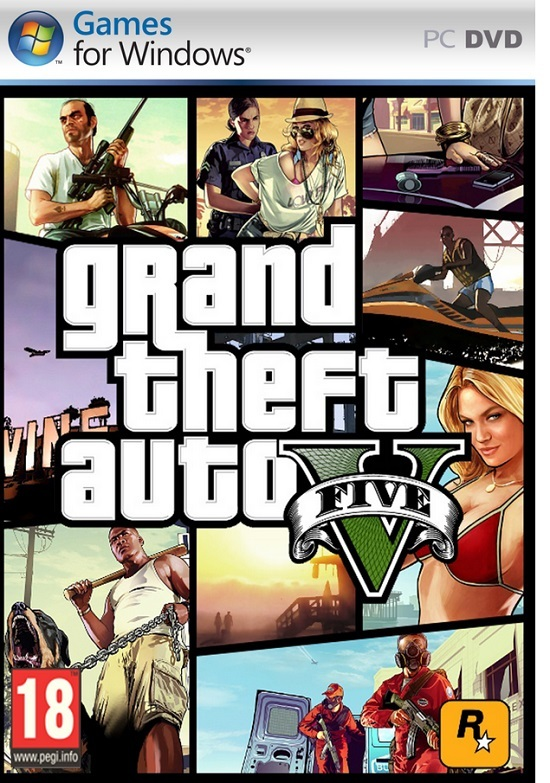 Trending: GTA 5 For Computer Themepack