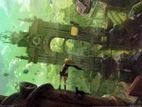 Windows 7 Gravity Rush Theme With Cool Vita Wallpaper