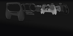 Initial-Steam-Controller-Design