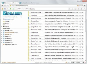 4 FeedDemon Alternatives: Windows Based RSS Reader