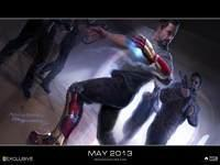 Download This Iron Man 3 Wallpaper Theme For Your Windows Desktop PC!