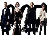 8 More James Bond Skyfall Wallpapers