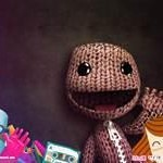 Little Big Planet Karting Theme With 5 High-Quality Backgrounds