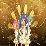 Anime: A Luckystar Windows Themepack With Various Backgrounds