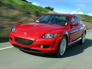 Popular Car Wallpapers: Mazda