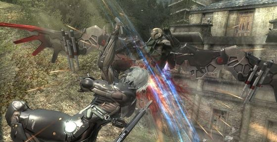 Metal Gear Rising Revengence