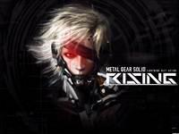 Metal Gear Solid Rising Windows 7 Theme Featuring Raiden