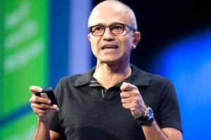 Microsoft Appoint Satya Nadella as CEO