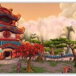 Cool Windows 7 Theme With 26 WoW Mists of Pandaria Wallpapers And Screenshots
