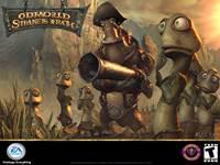 Game Themes: Oddworld Stranger's Wrath (PS Vita) Wallpapers