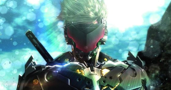 PC Metal Gear Raiden Rising