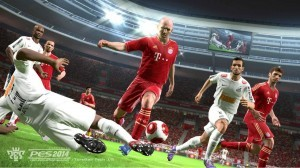 PES 2014 hopes to close gap with new engine