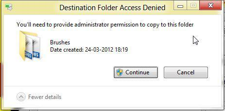 Here's how to grant or revoke permissions in Windows 8 and understand the permission system
