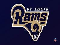 Blue Windows 7 Themepack With St. Louis Rams Wallpaper
