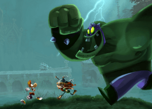 Rayman Legends and Lord of the Rings Coming To Next-Gen Consoles