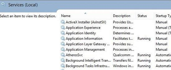"""Customize Control Panel: Add or Remove """"Services"""" from Control Panel"""