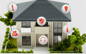 Smart HOme Security 100x100 Png