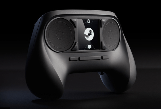 Steam Controllers be manufactured by Valve