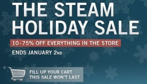 Steam Sale Draws To A Close So Don't Miss Out