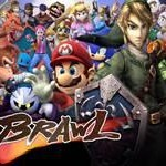 Top Fight Game: Super Smash Bros Brawl Windows 7 Theme