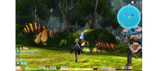 E3: Sword Art Online Hollow Fragment Themepack (PS VITA)