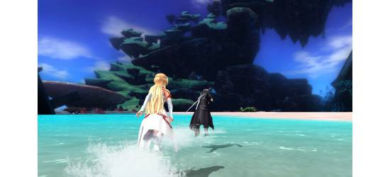 Sword Art Online: Lost Song Windows Themepack