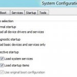 Registry Tweak: Add or Remove The System Configuration (msconfig) From The Windows Control Panel