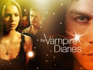 The Vampire Diaries Theme With Icons For Vampire Hunters