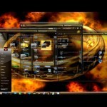 The One Ring 7 theme by X ile2010 jpg