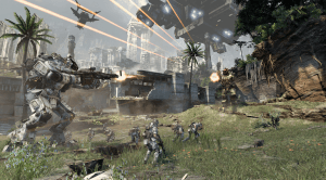 Titanfall-Campaign