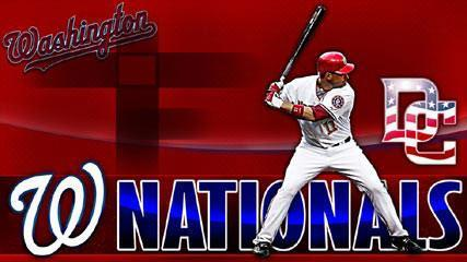 Windows 7 Baseball Themes: Washington Nationals