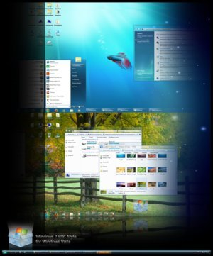 Windows 7 Vista Theme (PDC)