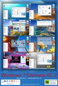 Windows 7 Theme for WindowBlinds