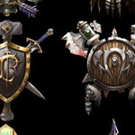 World of Warcraft Dock and Desktop Icon Packages