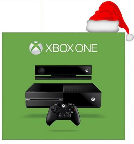 Xbox One Holiday Sales