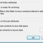 Easily Encrypt A Folder in Windows 8 Using System Properties