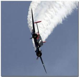 Aerobatics Theme With 10 Backgrounds