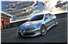 Alfa Romeo Gt Theme With 10 Backgrounds