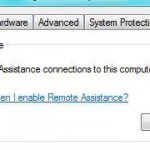 Enable Remote Desktop in Windows 8