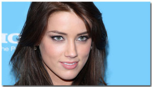 Amber Heard Wallpaper Theme With 10 Backgrounds