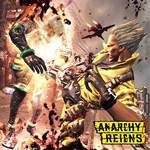 Anarchy Reigns Wallpaper Theme