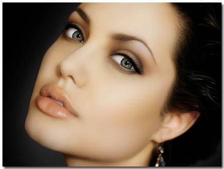 Angelina Jolie Windows 7 Theme With 10 Beautiful Crafted Shots In HD