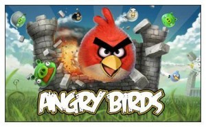 Angry Birds Wallpaper & Windows 7 Theme